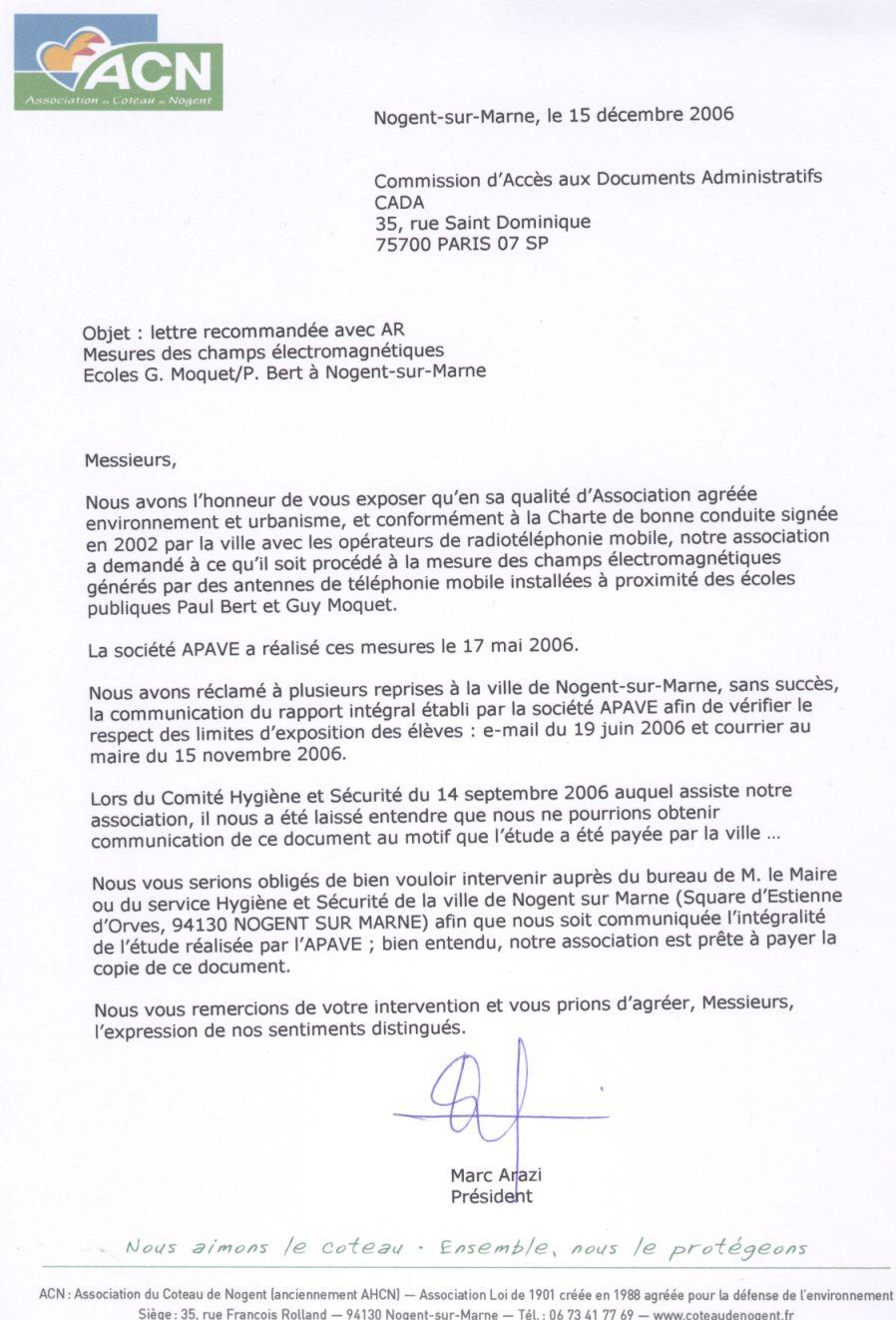 Antennes-relais : la ville doit protéger les sites sensibles par arrêté | Association des ...