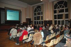 Réunion de concertation du 13 novembre 2006 à Nogent sur Marne