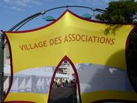Village des associations 2006